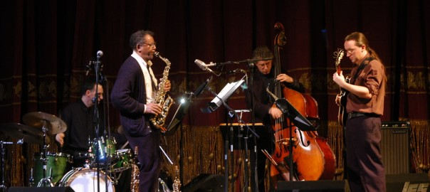 Anthony Braxton Quartet 2003
