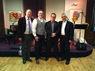 Bobby Sanabria Quarteto Aché at Clement's Place, Newark NJ Oct. 14, 2016